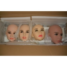 Rdoll TPE Head
