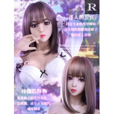 RDOLL Genuine【Asian Dream Girl】  Realistic Full Body Sexy TPE Display Mannequins | Sex Doll【天使】