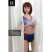 SANHUI DOLL SILICONE Genuine Realistic Full Body Sexy 160CM Display Mannequins Love Doll【Isabella】