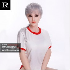 SANHUI DOLL SILICONE Genuine Realistic Full Body Sexy 165CM Display Mannequins Love Doll【Christine】